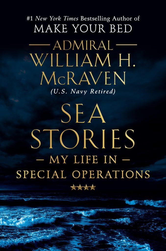 admiral william h  mcraven